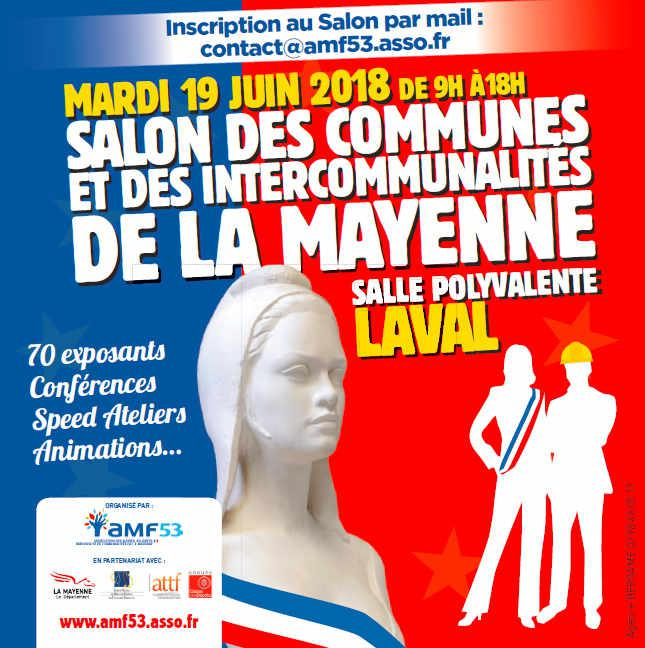 SALON DES COMMUNES ET INTERCOMMUNALITES DE LA MAYENNE
