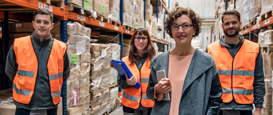 Le rôle de nos équipes techniques : Logistique et SAV