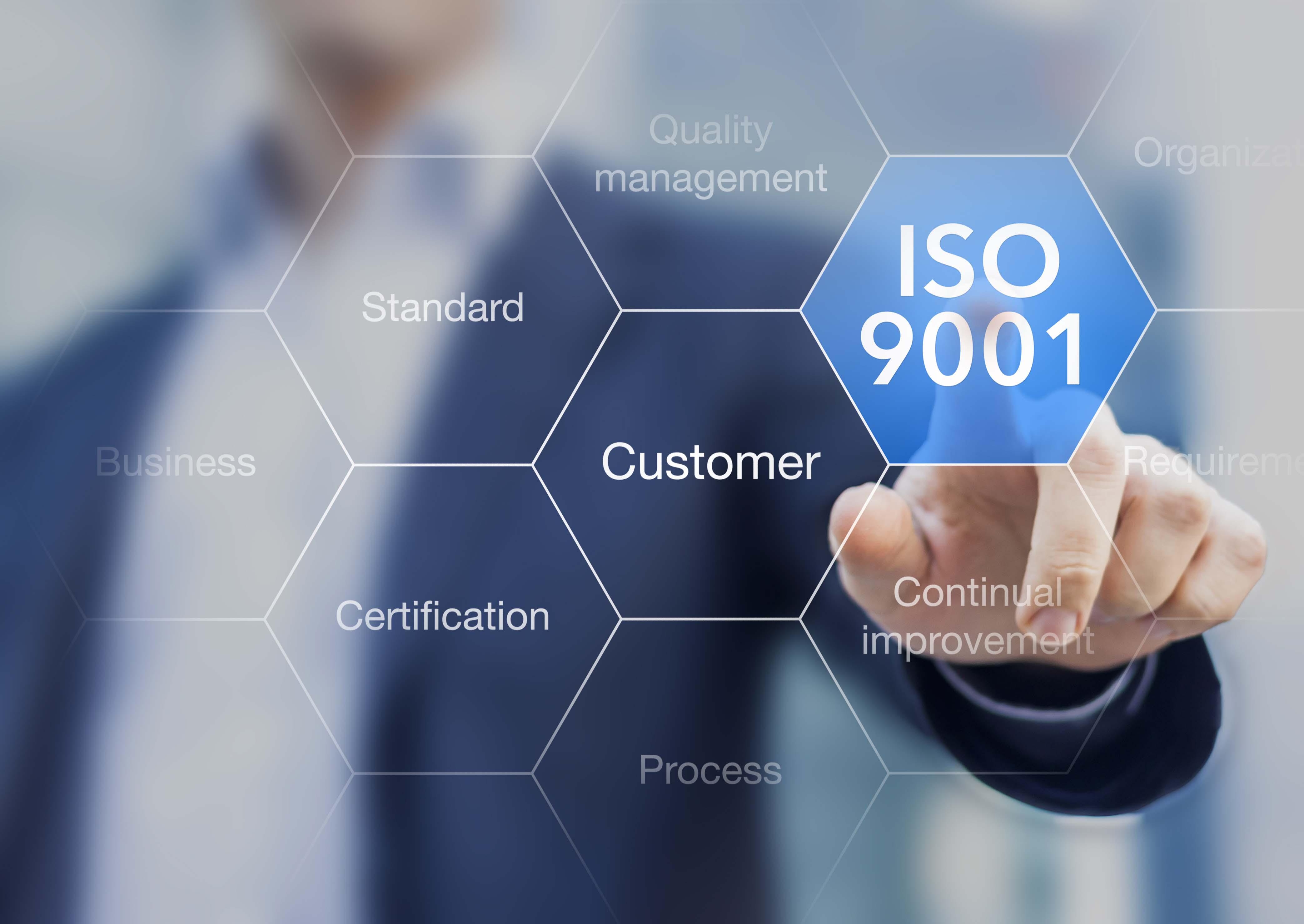 ISO 9001-v2015
